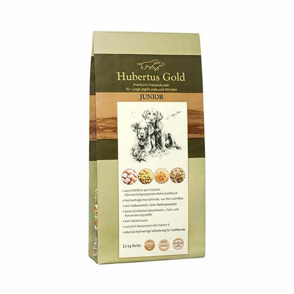 Hubertus Gold Junior 14kg Premium