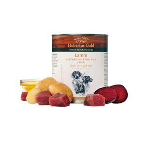 Hubertus Gold Vleesvoer Lam